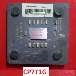 Processor for Sale CP7T1G with free cooling fan