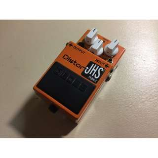 Boss DS-1 JHS Mod Lexi Drive Distortion Electric Guitar Effect Pedal Stompbox Discontinued Gadget