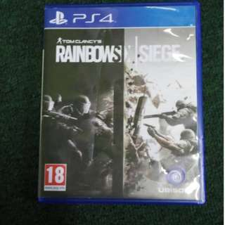 Tom Clancy's Rainbow Six Siege R2 (Used)
