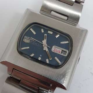 Seiko TV Automatic Vintage Watch