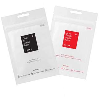 COSRX Master Patch - Clear Fit + Acne Pimple