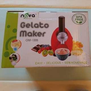New Nova Gelato Makers