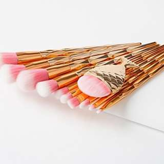 11 pcs make up brush