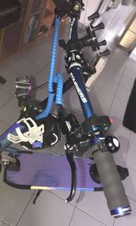 Speedway 3 52v 21ah with Hydraulic brake