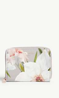 (Summer sale) Ted Baker vallie chatsworth small zipped purse