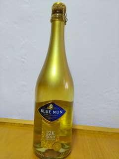 Blue Run 金箔酒 750ML