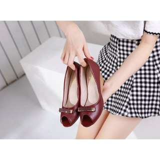 Ch Wedges Shoes  Series # 18-317#