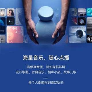 小青AI智能音箱 (原裝進口-可大量訂購)
