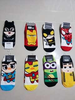Superhero Socks