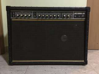 Roland JC120 Jazz Chorus Original Vintage Made in Japan Electric Classic 2x12 Guitar Amplifier