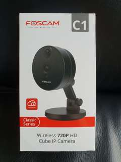Foscam CCTV C1 Wireless IP Camera