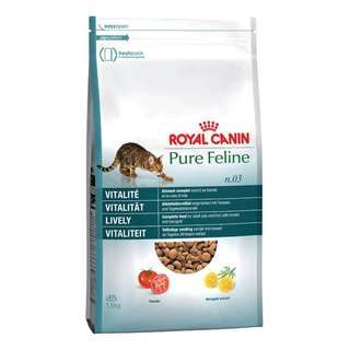 Royal Canin Pure Feline Vitality - 2 bags free delivery