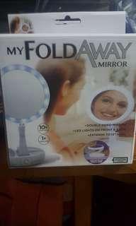 Foldable mirrors bn