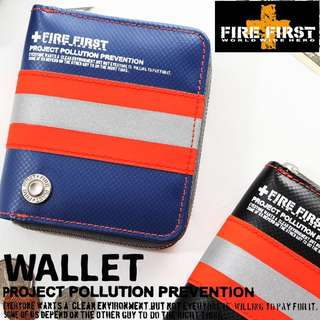 Fire First wallet from Japan
