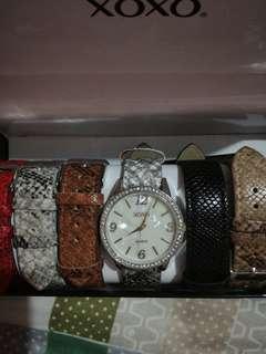Authentic XOXO Watch