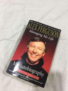 Alex Ferguson Managing My Life My Autobiography