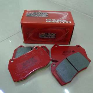 Acre Front Brake Pad Formula 800CC for Honda Civic Type R