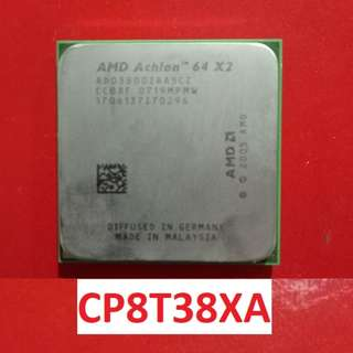 Processor for Sale ATHLON 64 X2 3800+ with free cooling fan