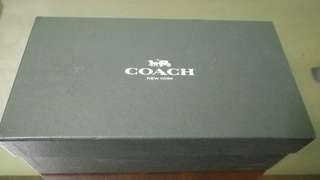 For sale authentic Coach loafer shoes