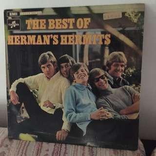 HERMAN'S HERMITS-LP Vinyl Record