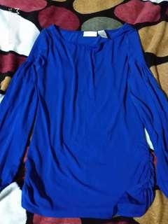 Royal blue longsleeve