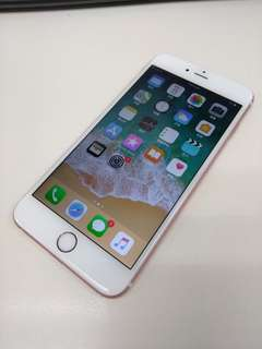 Apple iPhone 6s Plus 64gb Rose Gold SH016910