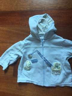 Carter's Baby Hooded Jacket