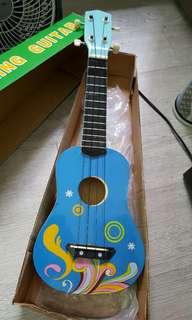 美國帶回來全新小吉他