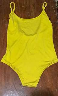 Yellow Onepiece