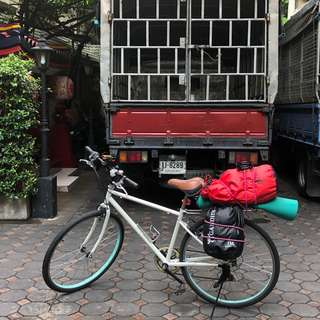 6-gear Japanese simple bike