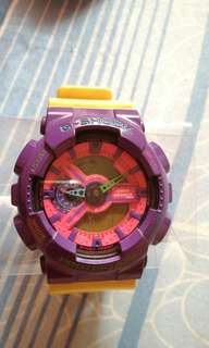 GSHOCK Fruit Salad