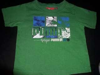 Auth Puma Tshirt