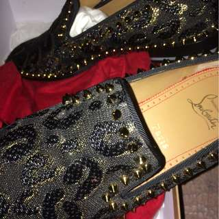 Authentic Christian Louboutin size 42