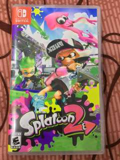 Splatoon 2(Nintendo Switch)Used