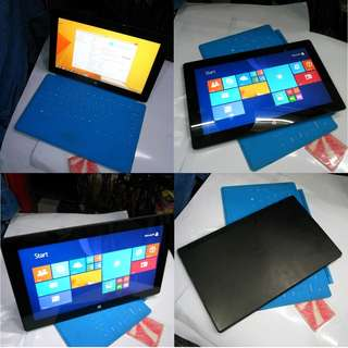 Microsoft Surface RT Windows 8.1 32GB Table Pc With Keyboard Rm690