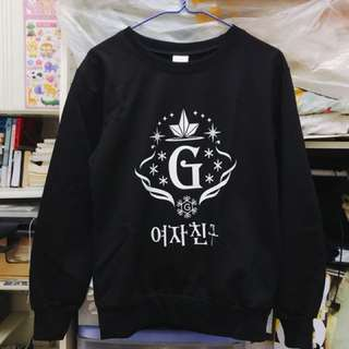 Gfriend yuju small long sleeves 長袖衫 (100% new) non-official 非官方