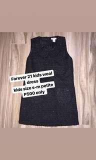 Forever 21 Kids Wool Dress