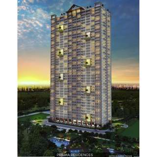 PRE SELLING RESORT STYLE CONDOMINIUM with Lumiventt Technology  PRISMA RESIDENCES located at Pasig Blvd., Brgy. Bagong Ilog, Pasig City