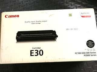 Canon E30 鐳射打印機炭粉