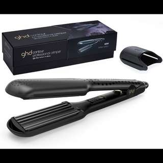 BRAND NEW SEALED IN BOX GHD NOCTURNE CRIMPER RRP $169