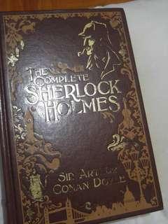 The Complete Sherlock Holmes by Sor Arthur Conan Doyle
