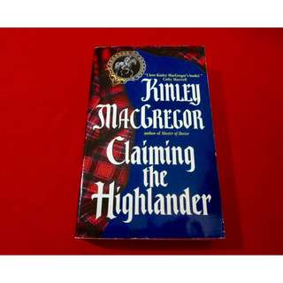 Claiming The Highlander by Kinley MacGregor