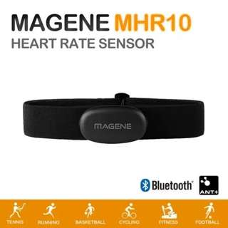 [BNIB] Heart Rate Sensor With Chest Strap For Road Cycling and Running Sports