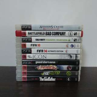 PS3 Games #HariRaya35