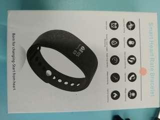 Smart Heart Rate Bracelet new