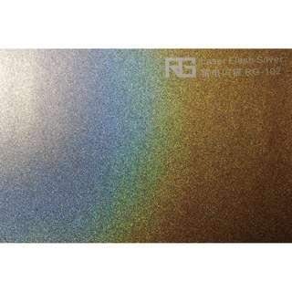 🚚 RG 專業車膜改色保護 雷電閃银100cm*152cm