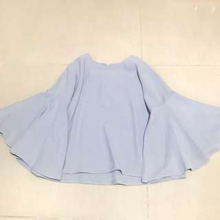 BN Flare Bell Sleeve Top