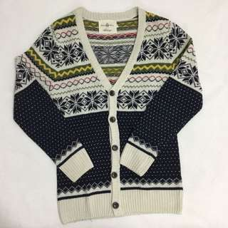 Christmas Cardigan Sweater Design