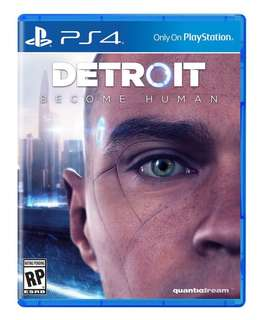 WANT TO BUY - Detroit: Become Human (R3)