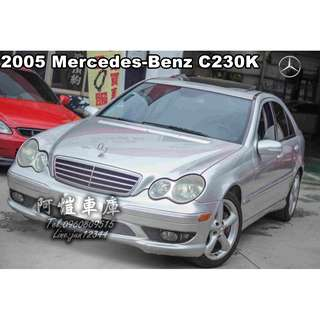 2005 Mercedes-Benz C230K